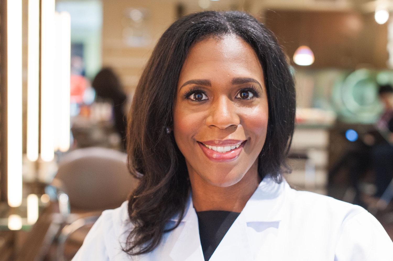 Dr. Rolanda Wilkerson. Credit: Jasmine Alston Photography.