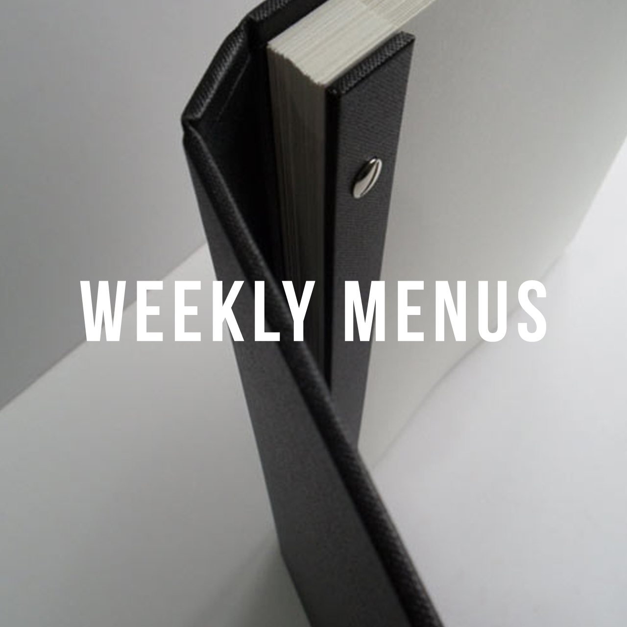 "W E E K L Y  M E N U S    We post a new, seasonally inspired menu each week with a different meal for Monday through Thursday. We rarely repeat a meal in a month so you don't get bored of the ""same ole-same ole"" dinner. Each weekend you can see our menu for the upcoming week so you can plan ahead and remove the stress from planning meals. Order four nights a week. Order just on Tuesday's after soccer practice. City Kitchen is about to make your weeknights so much smoother!"