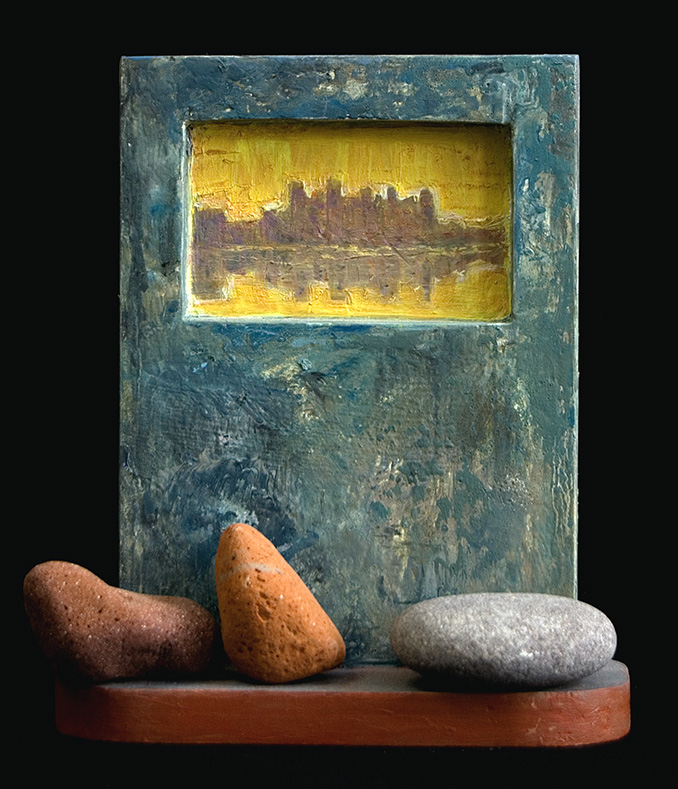 Relics of a city