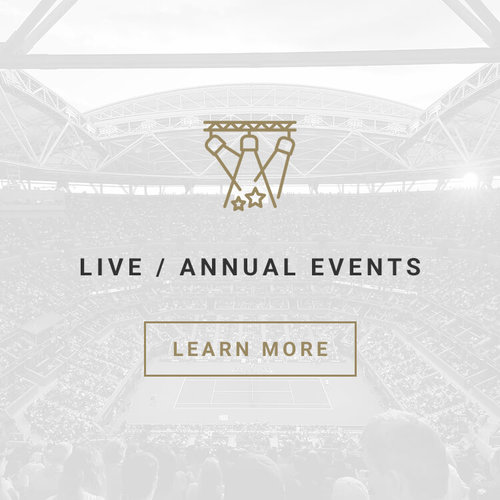Live Event Organizations