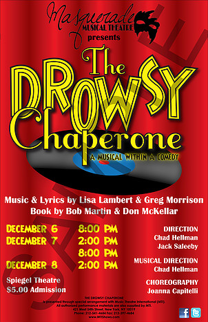 Copy of The Drowsy Chaperone