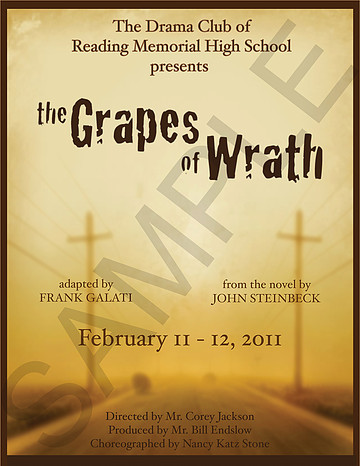 Copy of The Grapes of Wrath