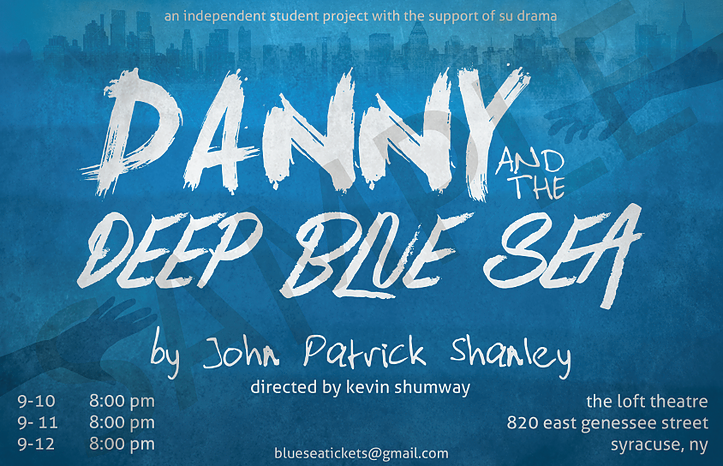 Copy of Danny and the Deep Blue Sea
