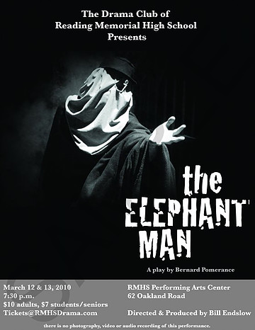 Copy of The Elephant Man