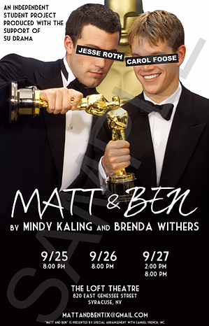 Copy of Matt and Ben