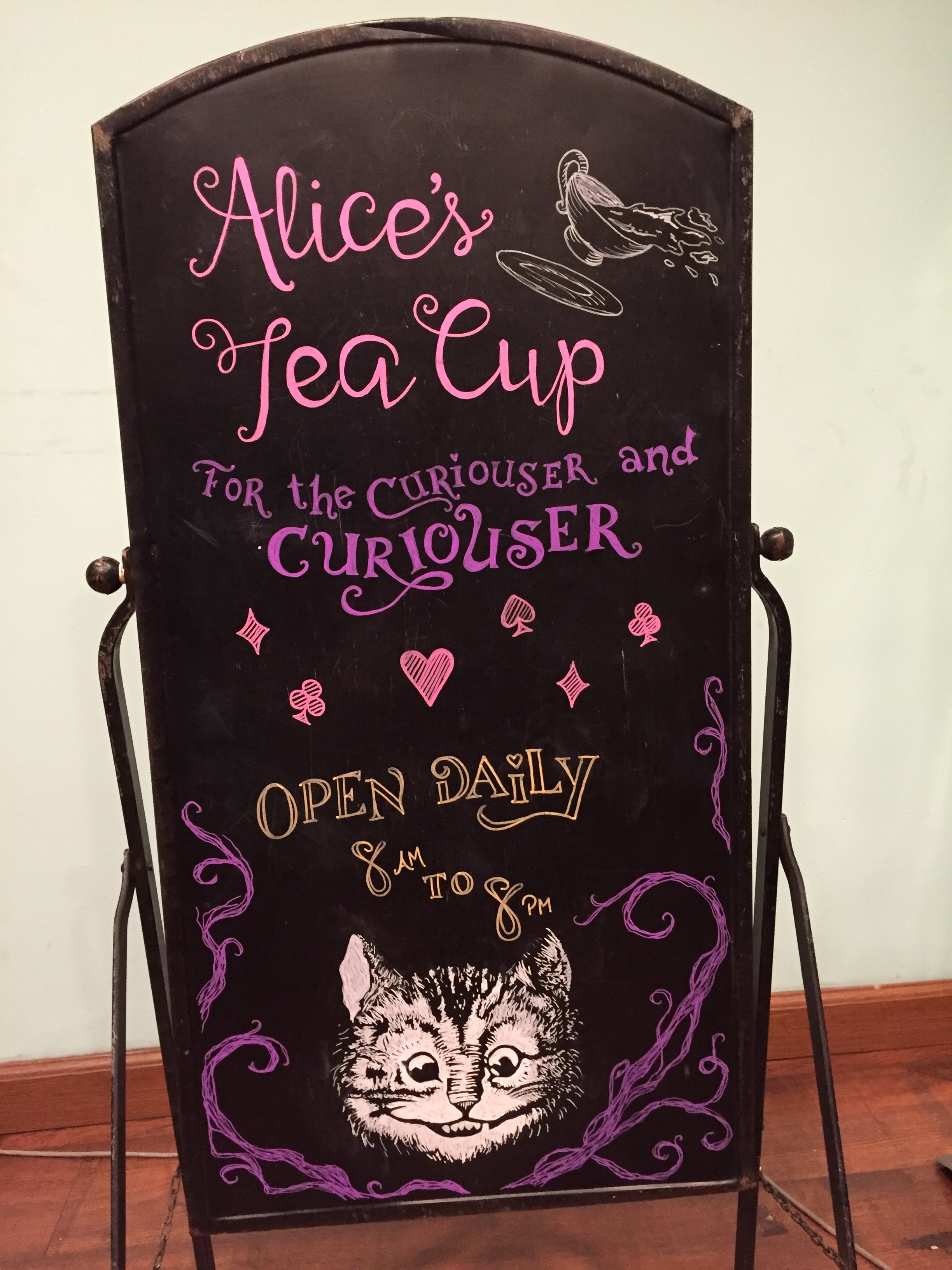 Copy of Alice's Tea Cup