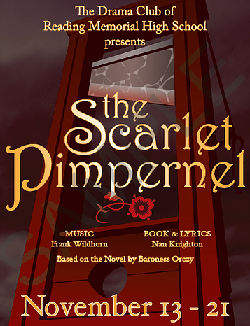 Copy of The Scarlet Pimpernel