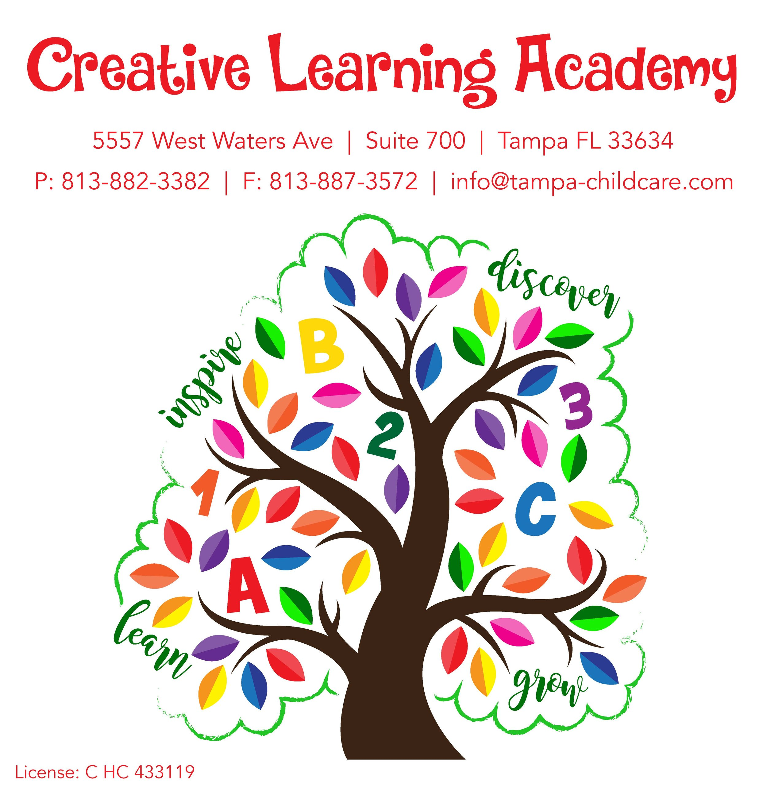 Copy of Creative Learning Academy
