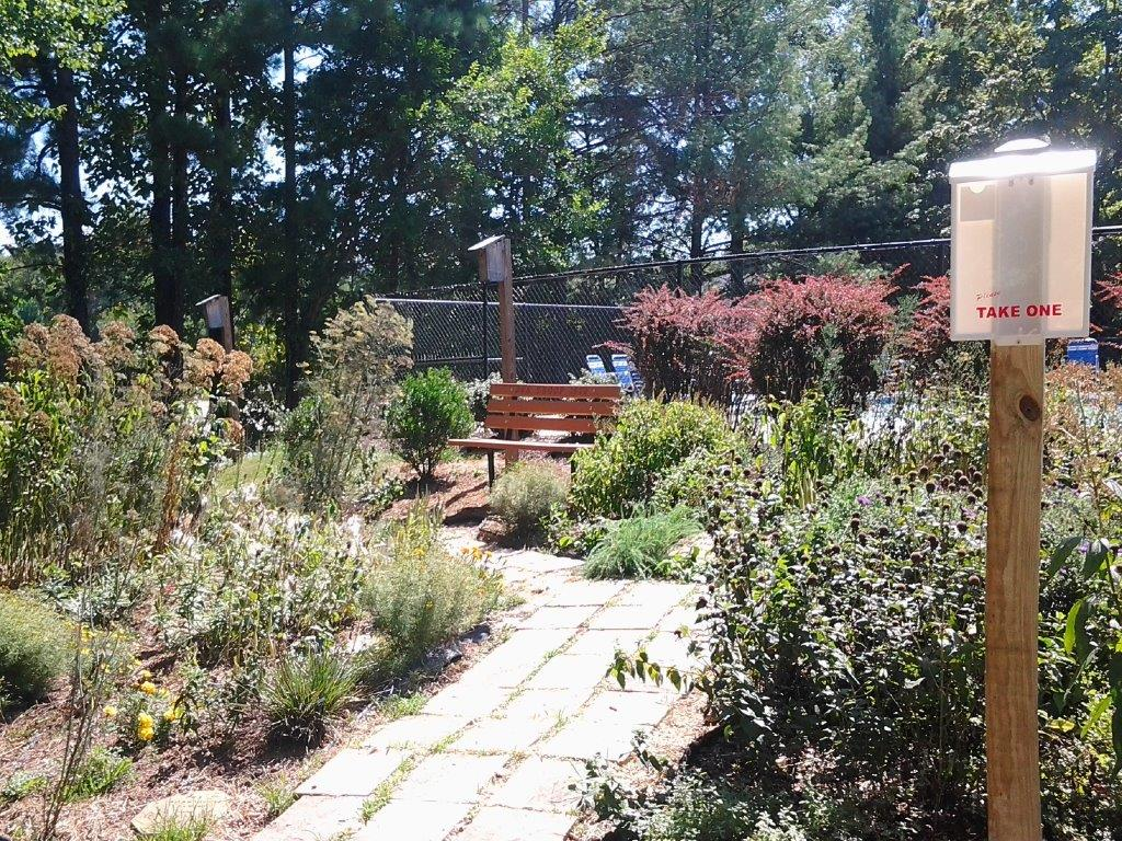 Conservation Corps Butterfly Garden