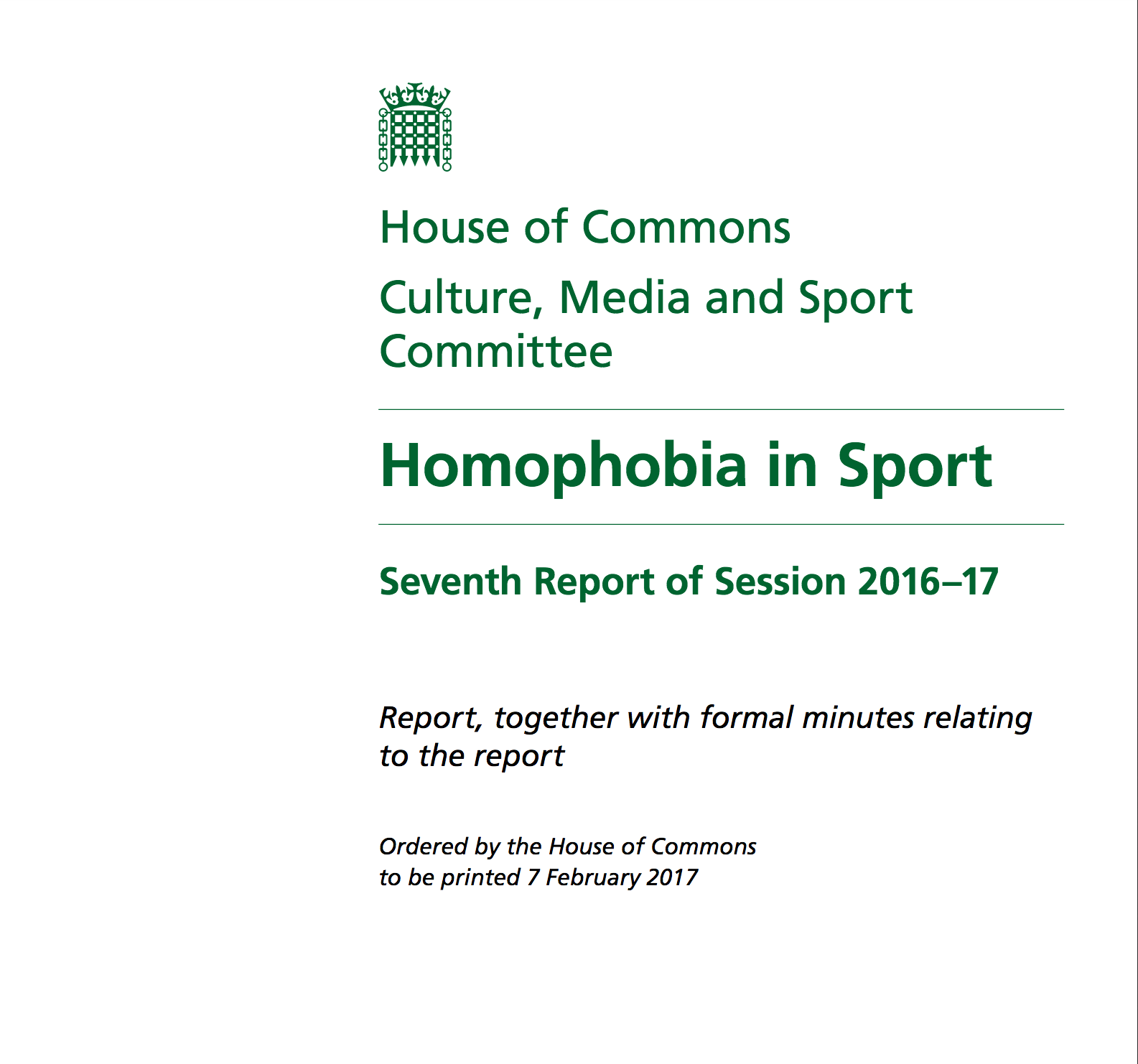 House of Commons Homophobia in Sport.png