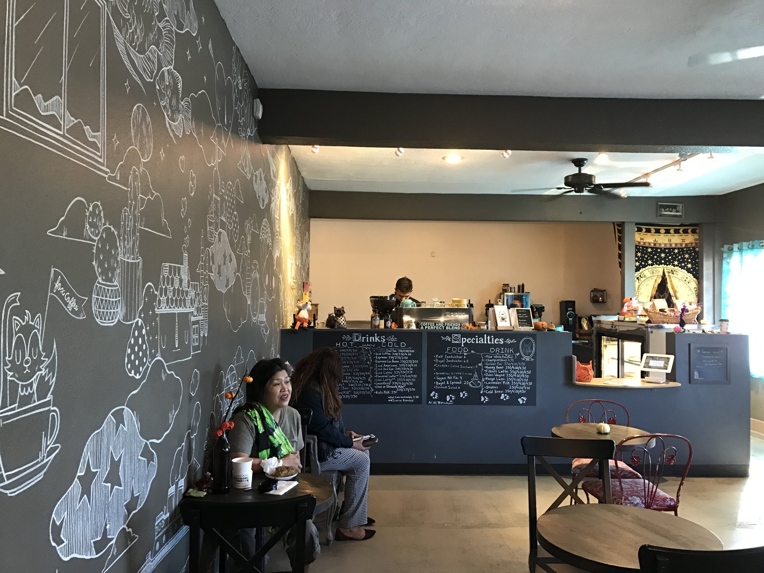 Fox Coffee House - Long Beach, Ca