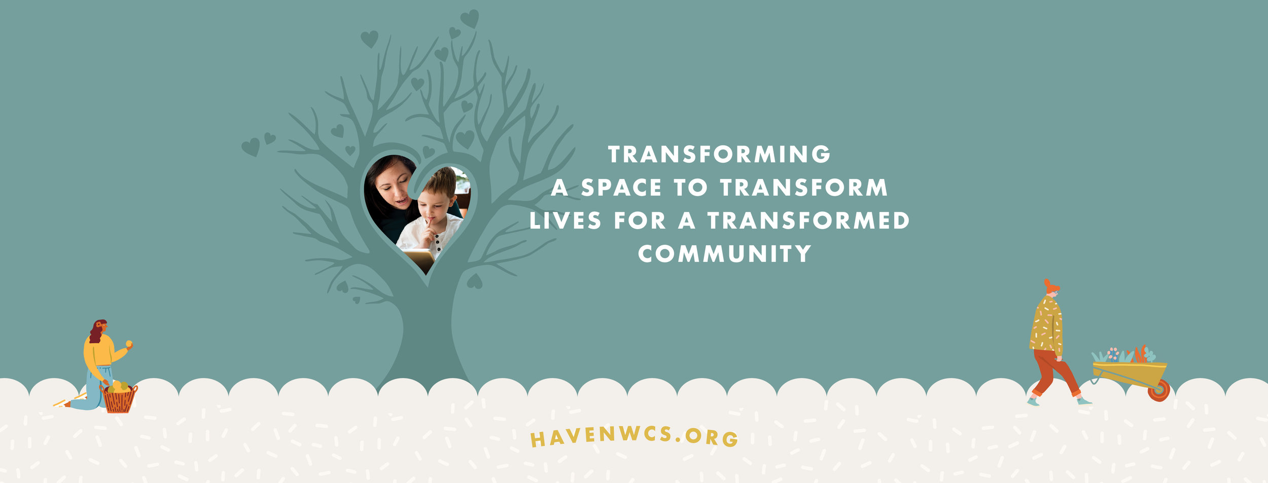 We are deeply grateful for all our donors who have supported our vision of Haven's Youth Center.