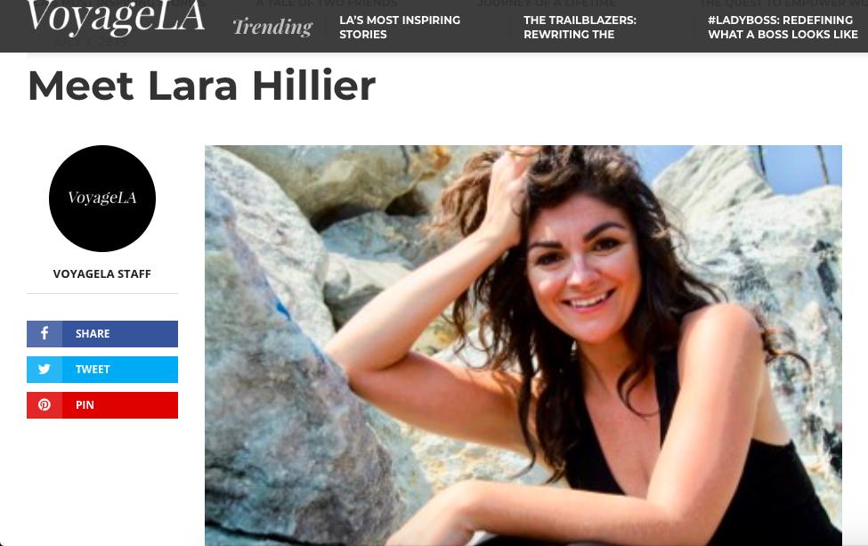 Lara Hillier