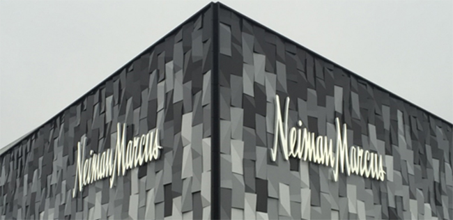 Neiman Marcus Sign