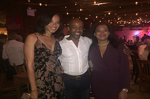 Crystal Gabay-Nurse, Alphonso David,    Counsel to the                     Governor of NY, Andrew Cuomo and Trenelle Gabay