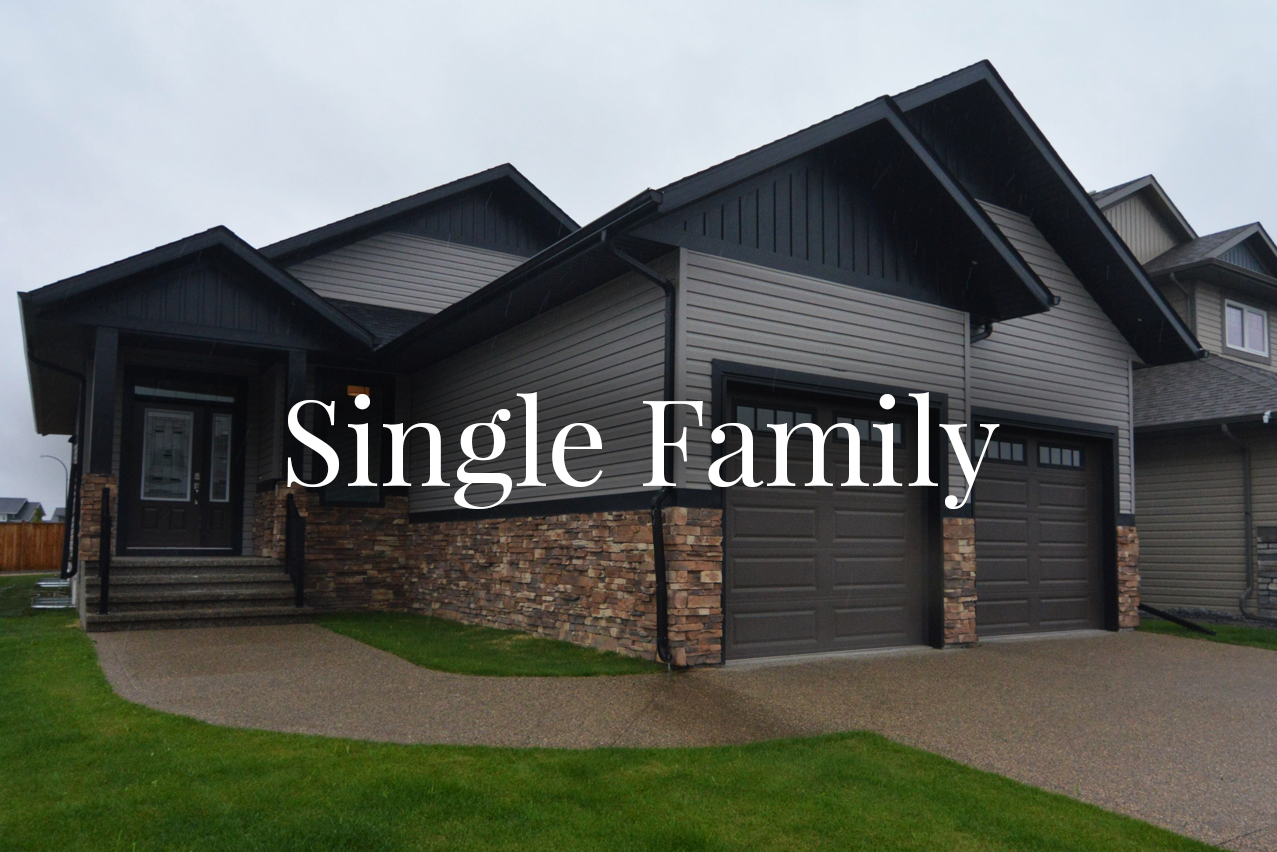 "SFR    Single Family Residence are properties zoned to have a single, detached home on one designated lot. Lot size can range from 2500 square feet for ""zero lot line"" SFR developments to multiple acres, on flat land or in the hills."