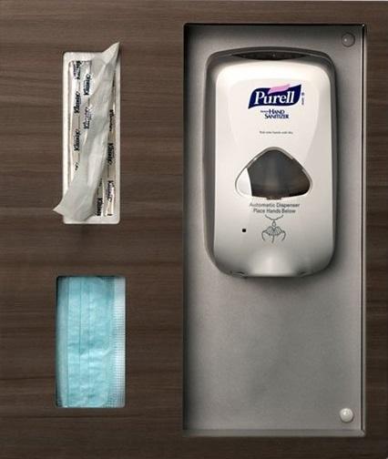 Purify Sanitizing Stations