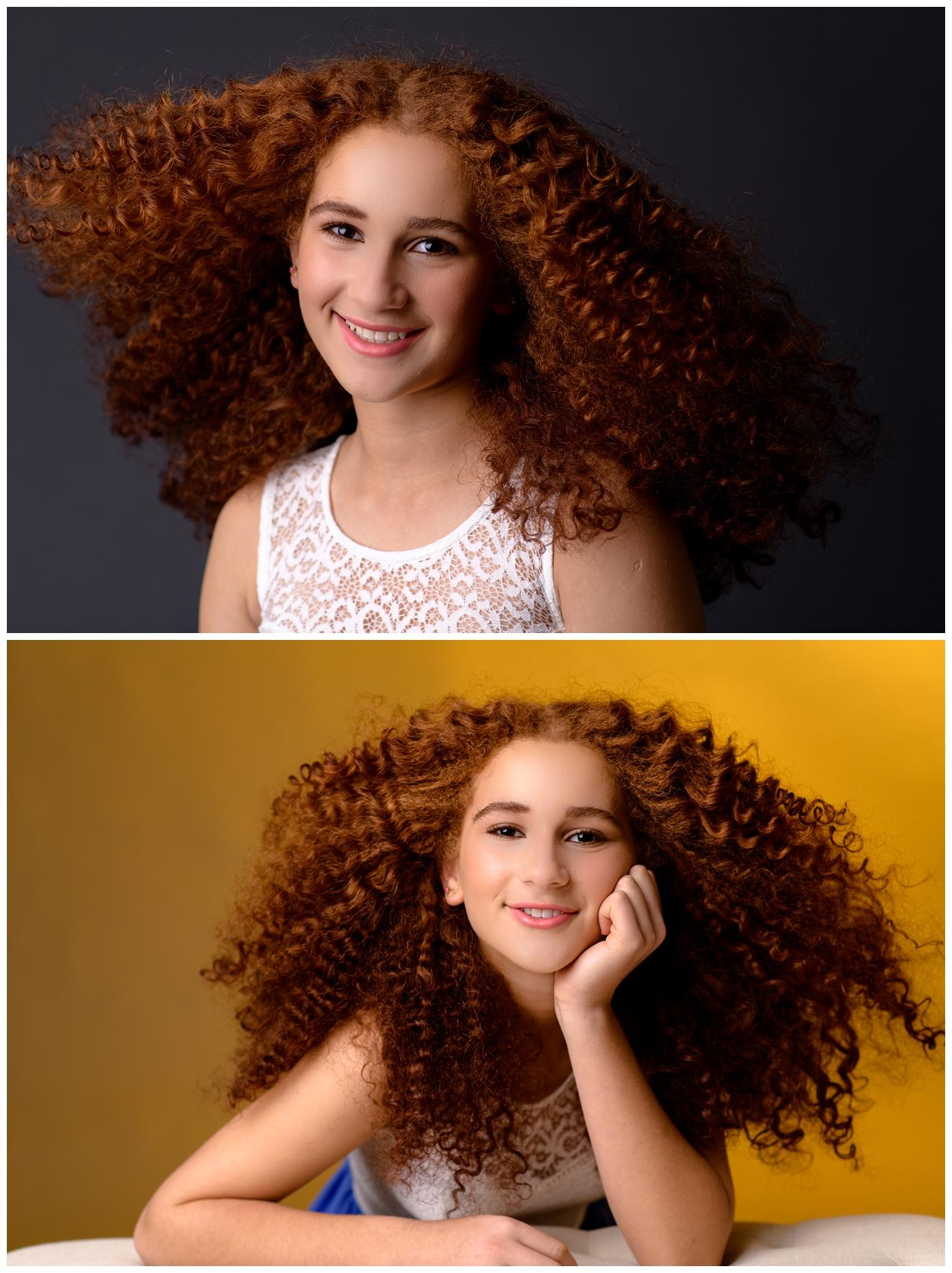 Tween Acting Model Headshots Laila Washington Dc Headshots Shala W Graham Photography