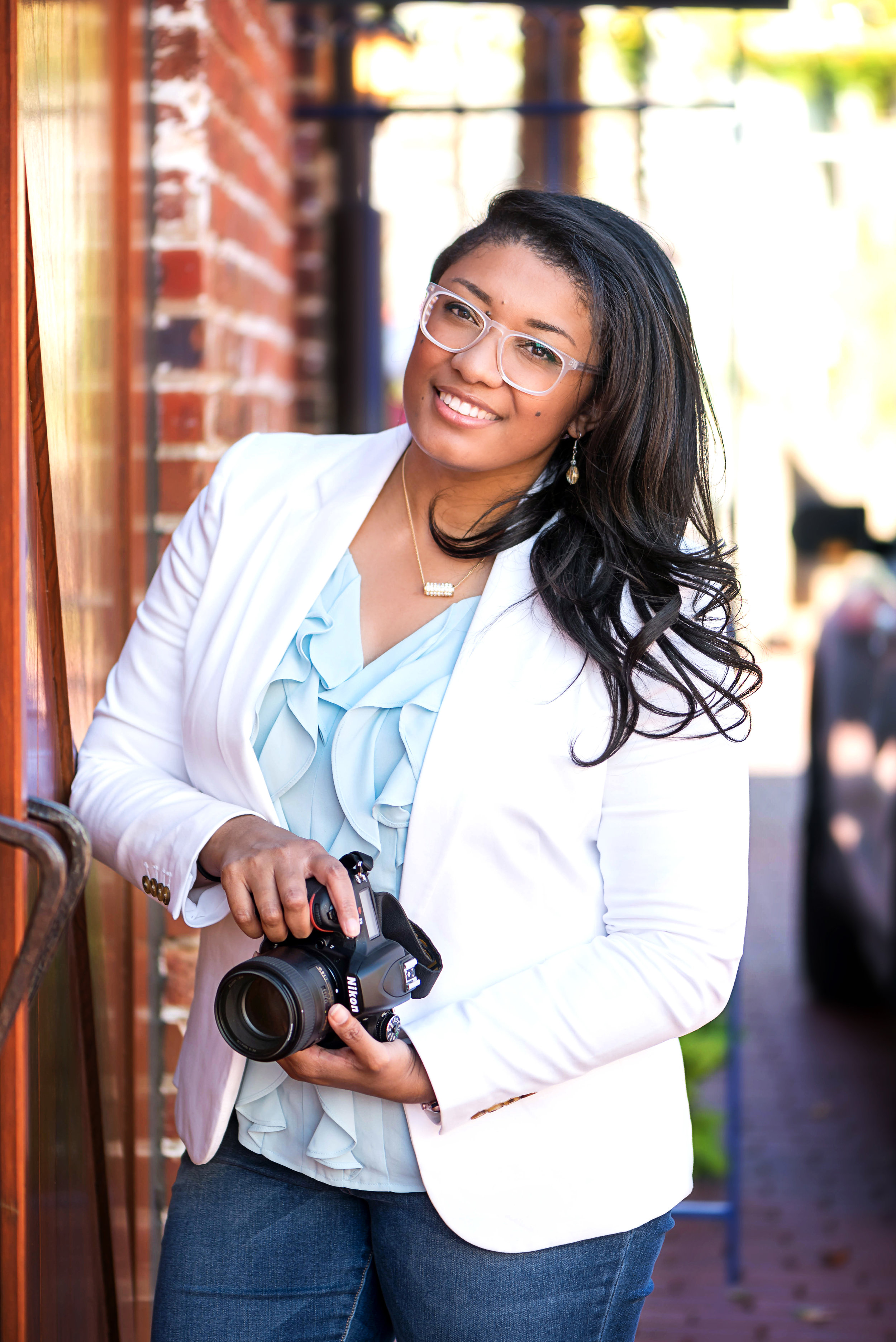 Shala W. Graham, Personal Branding Photographer
