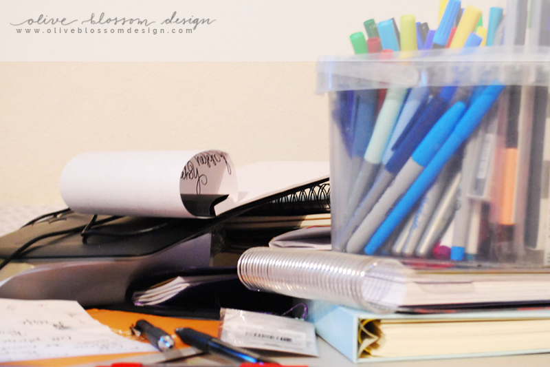Boost Creativity with 3 Easy Feng Shui Tips - Step 1: De-clutter