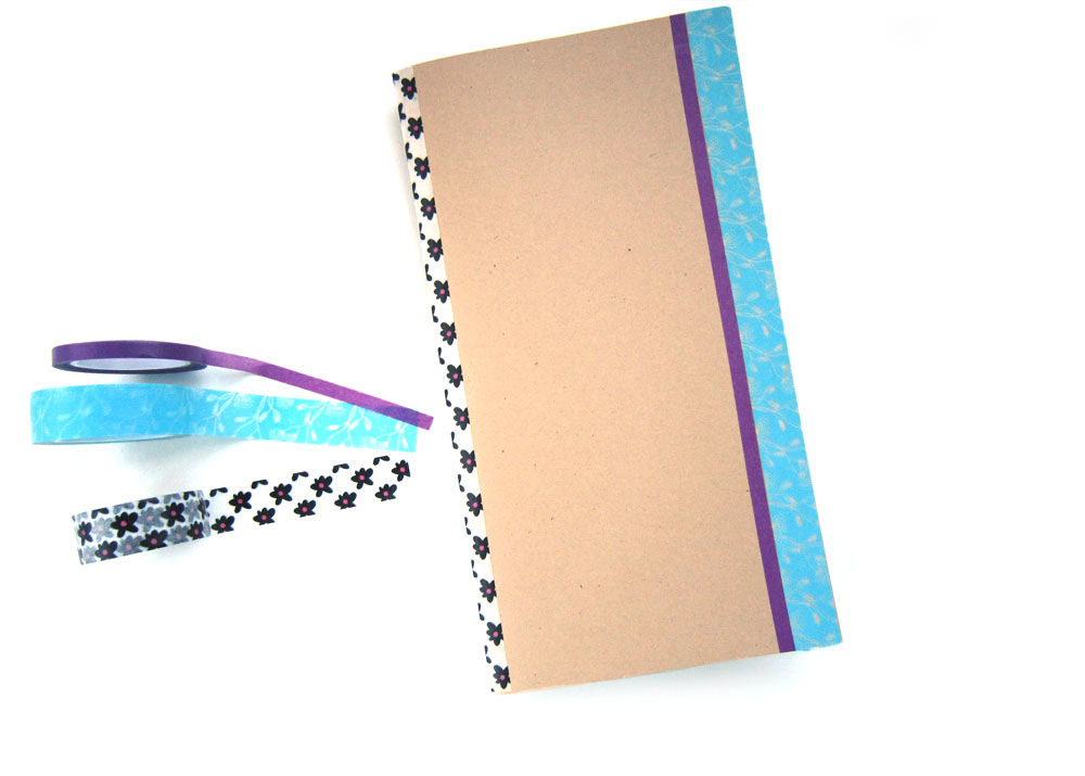 Decorate your Journal with Washi Tape! - Washi makes everything Prettier! ♥