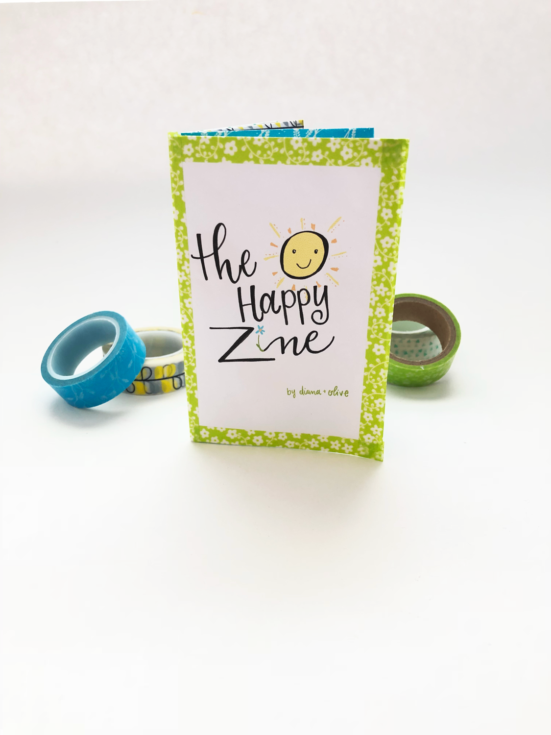 You Are In!  - Hi I'm Diana and I'm honored that you've added me to your inbox.I promise to respect it with content that will motivate you to create and enjoy the creative process.Click link to download → The Happy Zine- enjoy 🙂