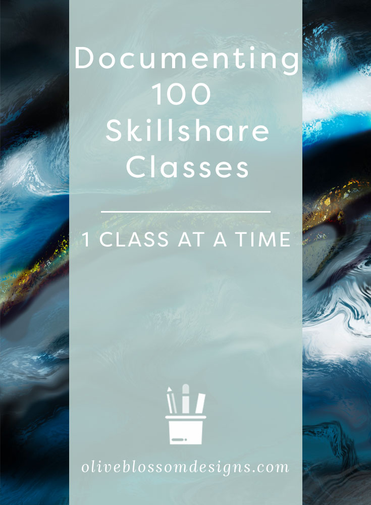 100-Days-of-Skillshare-Classes.