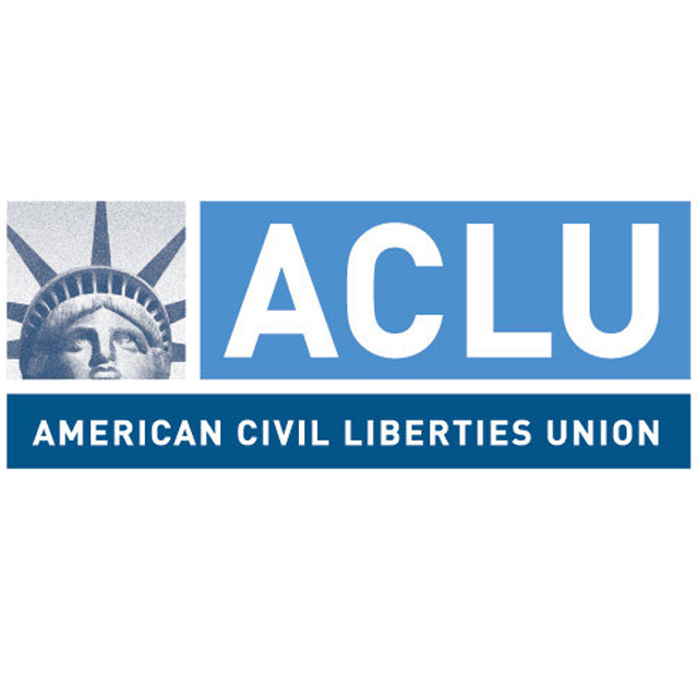 """For almost 100 years, the ACLU has worked to defend and preserve the individual rights and liberties guaranteed by the Constitution and laws of the United States.  Gifts to the ACLU allow us the greatest flexibility in our work. While not tax deductible, they advance our extensive litigation, communications and public education programs. They also enable us to advocate and lobby in legislatures at the federal and local level to advance civil liberties. When you make a contribution to the ACLU, you become a """"card-carrying"""" member who takes a stand for civil liberties."""