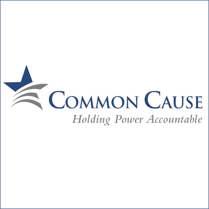 Common Cause    is a nonpartisan grassroots organization dedicated to upholding the core values of American democracy. We work to create open, honest, and accountable government that serves the public interest; promote equal rights, opportunity, and representation for all; and empower all people to make their voices heard in the political process.