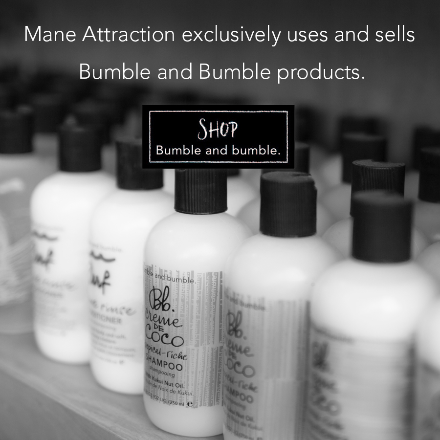 Shop Bumble and bumble here .