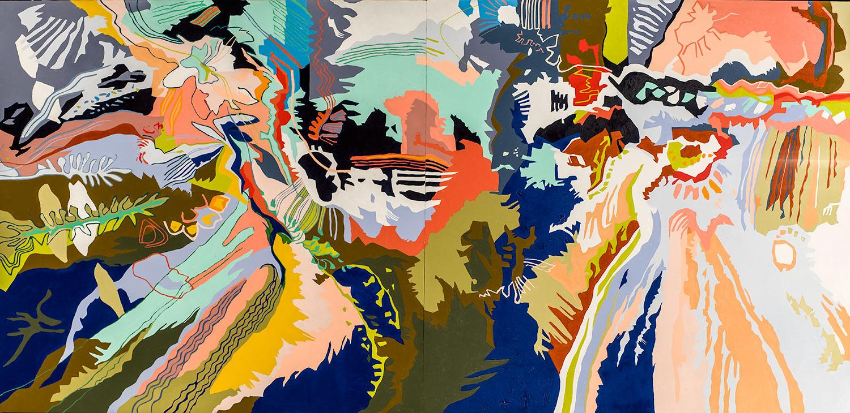 """Biodiversity #22"" by Hiroko Yoshimoto"