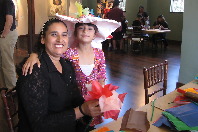 Santa Paula Art Museum Free Family Day