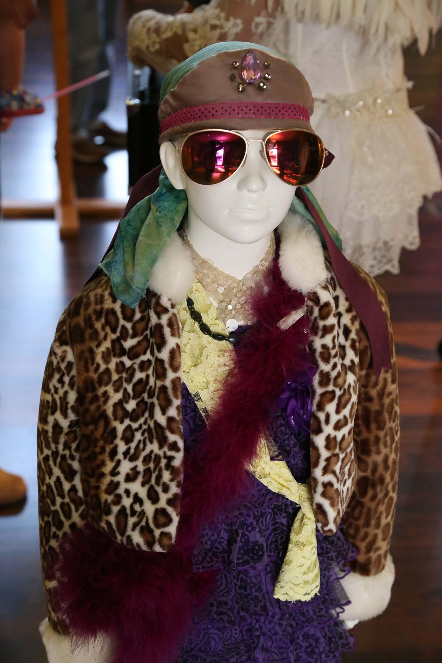 Costumes by Nancy Kaplan