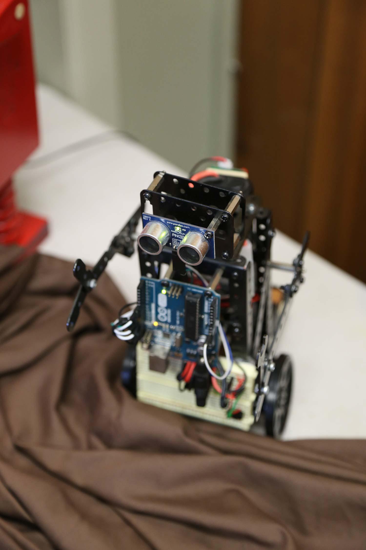 Robots by Gene Glass