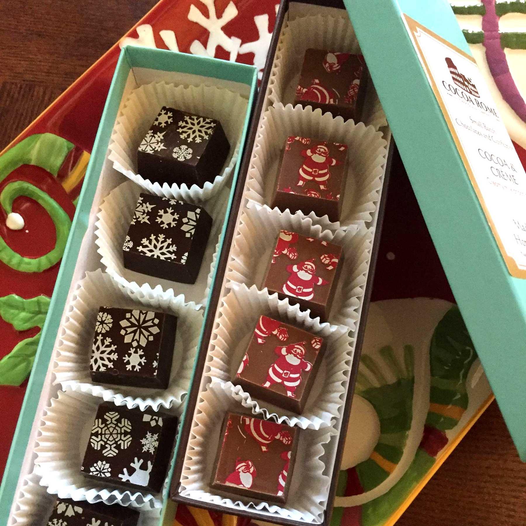 Cocoa Rome Chocolate Company