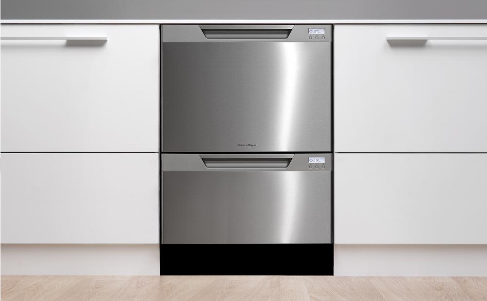 Dishdrawers (or Dishwasher) installation