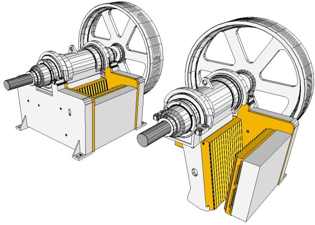 Jaw Crushers  Cheek Plates Bolt-On/Bolted Lining Plates Weld-On Lining Plates Screens