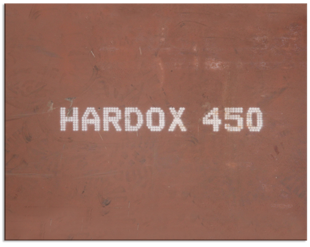 Hardox 450  - Wear Strips, Handy Sheets