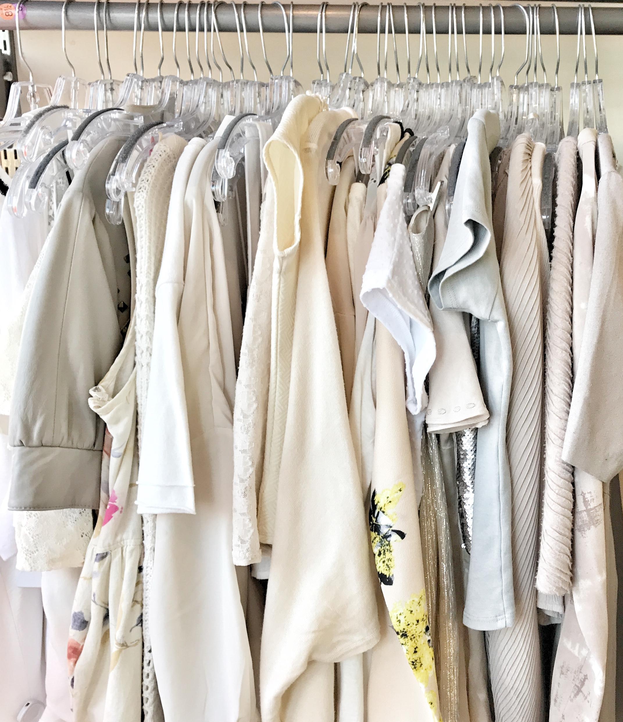 thrift closet