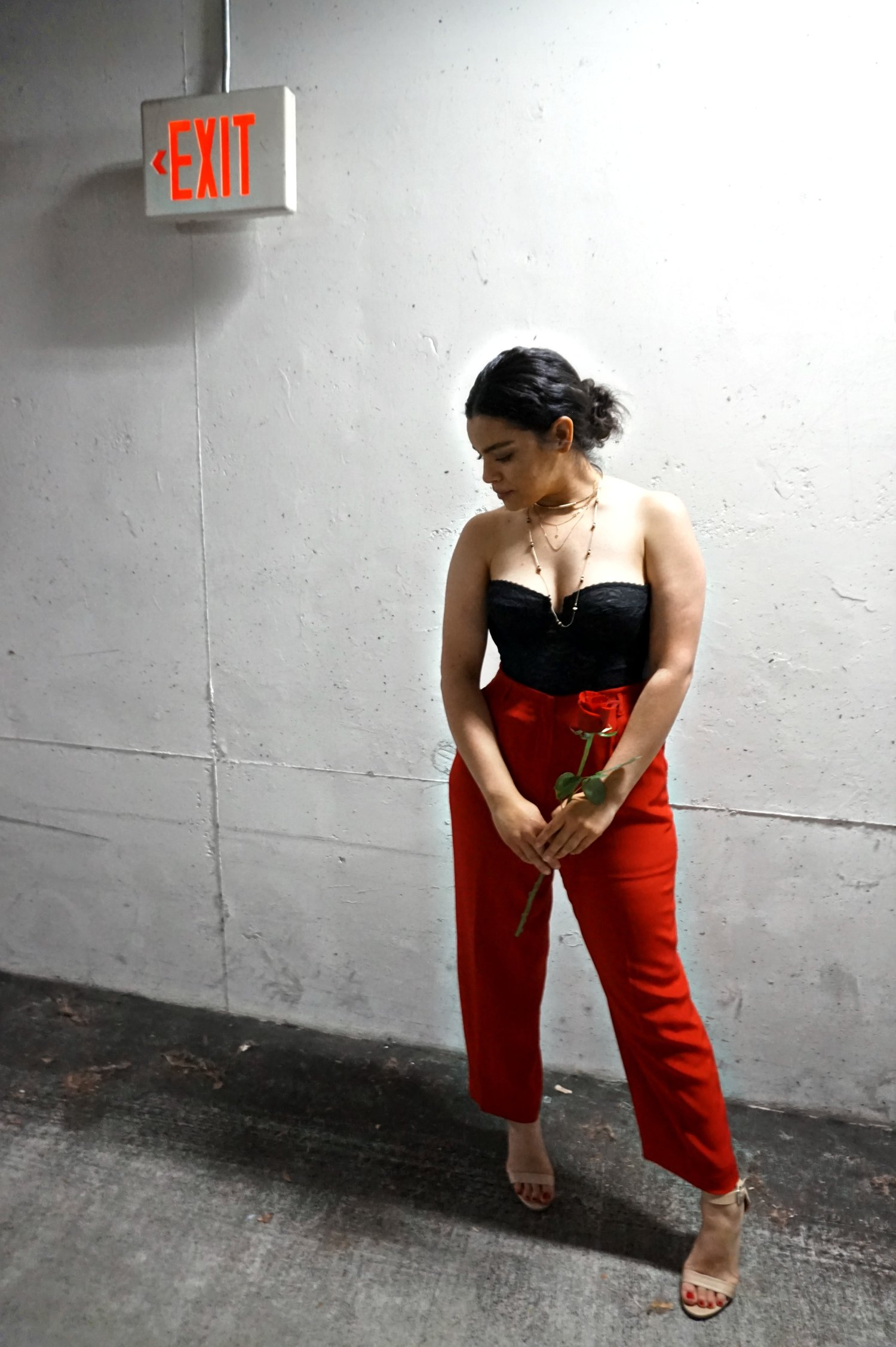 sexy thrifted outfits