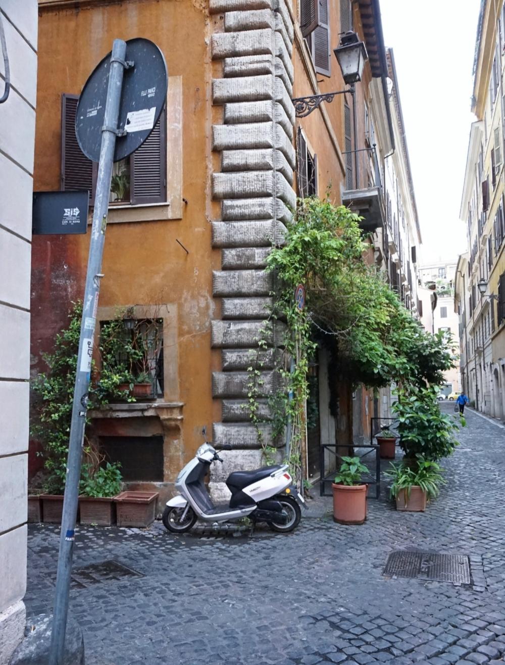 classic Rome Italian picture