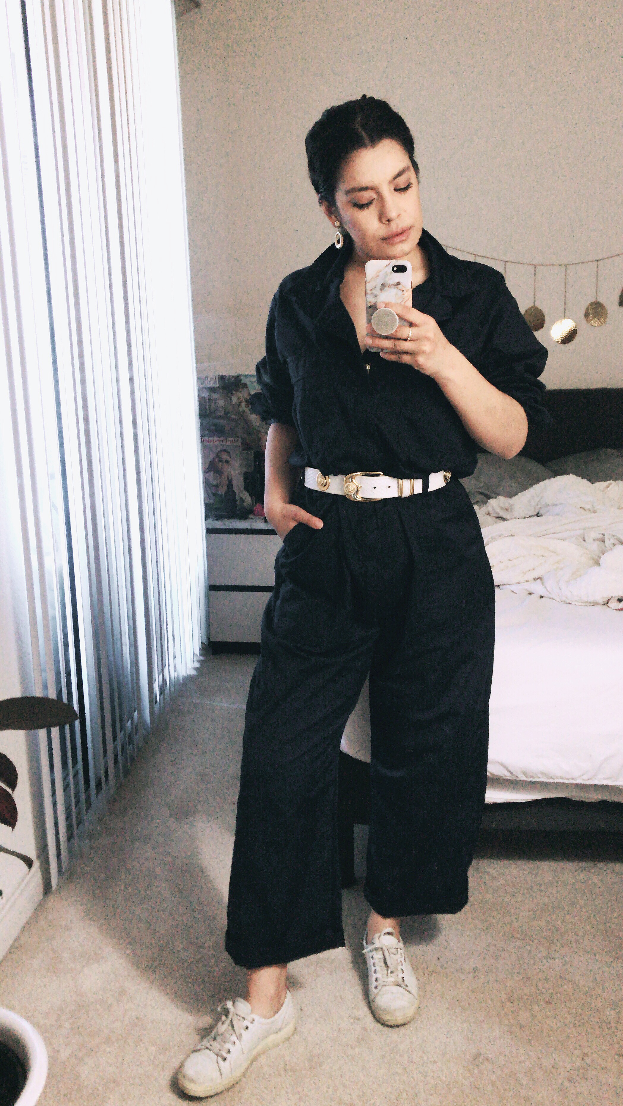 boilersuit outfit