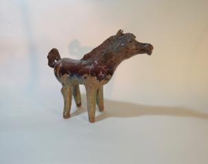 Ceramic Horse 5 Carlos de la Rivera.jpeg