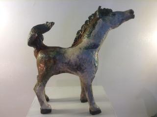 Ceramic Horse 1 Carlos de la Rivera.jpeg