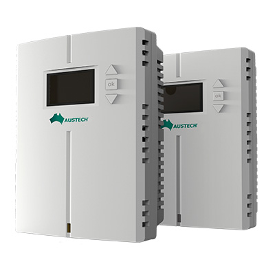 Gas monitoring; carbon dioxide detection