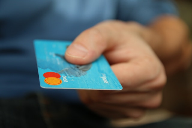 Using a Credit Card For Financing
