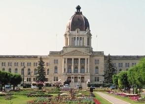 Regina Legislature Building