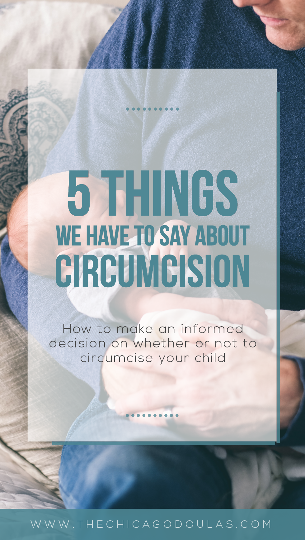 Five Things to Know About Circumcision | The Chicago Doulas
