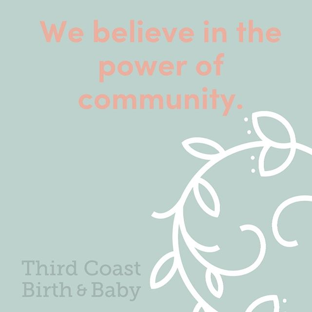 EXCITING NEWS! Chicago Birth & Baby + Third Coast Birth & Family are now Third Coast Birth & Baby! Be on the lookout for more info and exciting new offerings.
