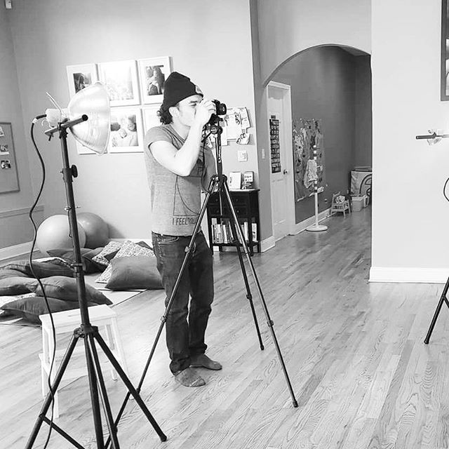 It's headshot day at Third Coast! We have @louiecees in our Logan Square space capturing gorgeous new photos of our entire team. We can't wait to share them!